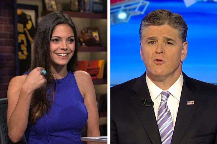 Fox Sports' Katie Nolan has a harsh response for Fox News' Sean Hannity: 'You're a literal fucking moron' http://ift.tt/2pb4VTd