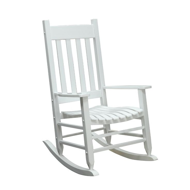Garden Treasures Outdoor Rocking Chair | Lowe's Canada