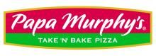 Listen for AJ's Afternoon Giveaway on Warm 106.9 every Monday afternoon to win a four large pizzas from Papa Murphy's!