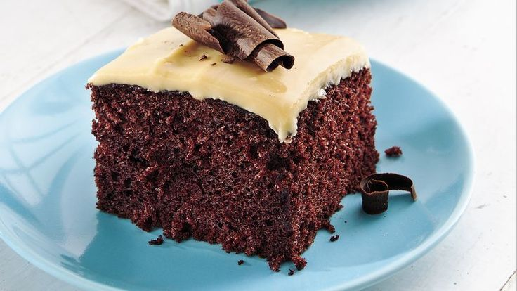 Mexican chocolate cake from cake mix