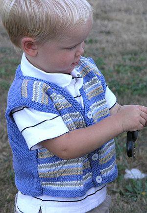 Knitting Pattern For Toddler Boy Vest : 17 Best ideas about Baby Vest on Pinterest Baby knits ...