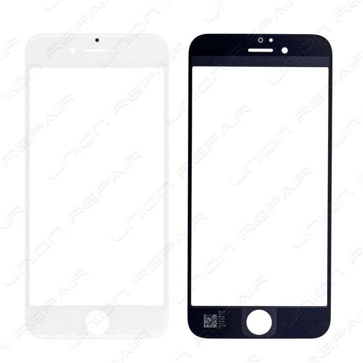 Replacement for iPhone 6S Front Glass - White    Specifications:  Color: White  Screen Size: 4.7 inches  Material: Glass  Compatibility: iPhone 6S    Features:      This item include the iPhone 6S glass...