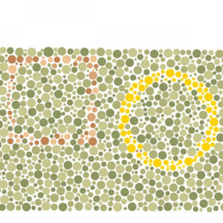 Kids Health QA: Color-Blind Tests for Kids