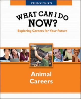 """""""Provides an overview of careers involving animals, looking at careers such as trainers, shelter workers, zookeepers, zoologists, and veterinarians, each with information on necessary skills and personal qualities, educational requirements, salary ranges, and job outlook, as well as comments from those in the field."""""""