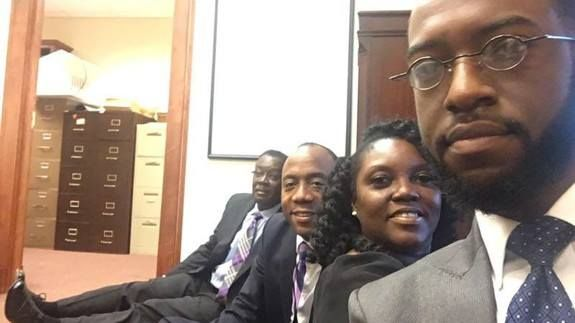 """How the NAACP protests in the digital age Read more Technology News Here --> http://digitaltechnologynews.com  The NAACP is sitting in at Sen. Jeff Sessions' Mobile Alabama office until he pulls out as nominee for Donald Trump's attorney general. And their showing off their peaceful protest on Facebook Live.  As NAACP president and CEO Cornell Brooks tweeted Tuesday the protesters are """"occupying"""" his office until he withdraws or until the group is arrested.   The @NAACP & @AlabamaNAACP are…"""