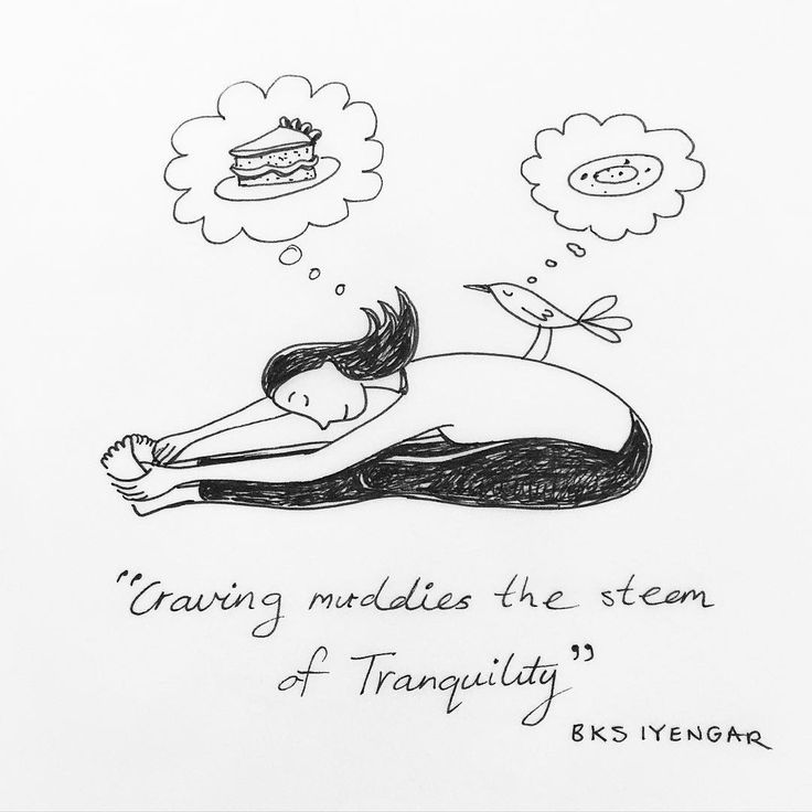 "67 Likes, 3 Comments - ILLUSTRATION⭐️ART🌿yoga (@michelles_art) on Instagram: ""#yoga #illustration #iyengaryoga #sketchbook #cravings #paschimotthanasana #quote #yogaquotes…"""