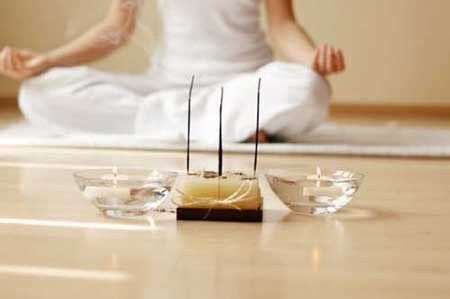 Using Incense for Meditation