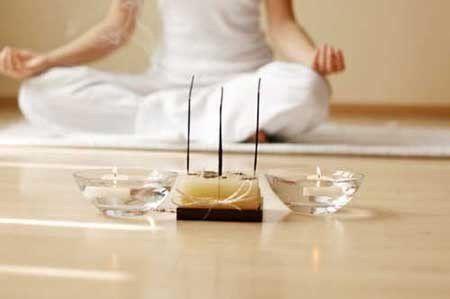 Using Incense for Meditation