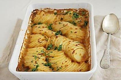 French Onion Potato Bake