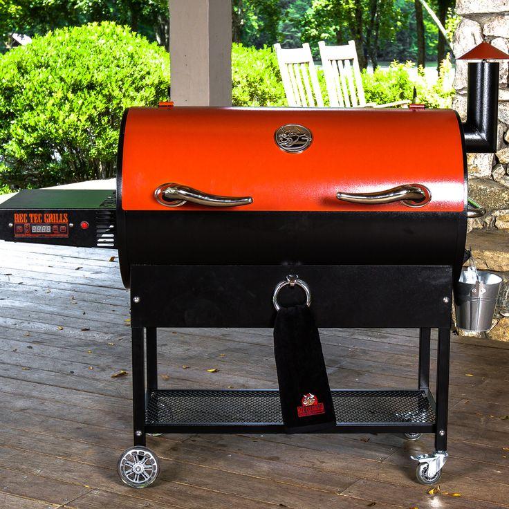 Wood Pellet Grills & BBQ Smokers | Best Value | REC TEC Grills