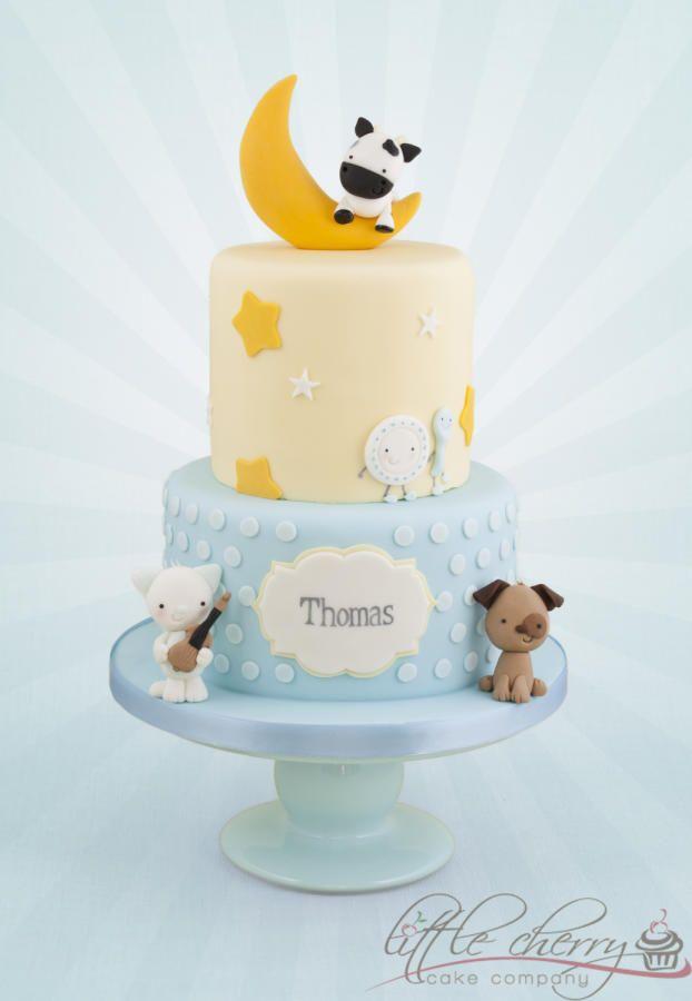 baby cake // tarta de bebé
