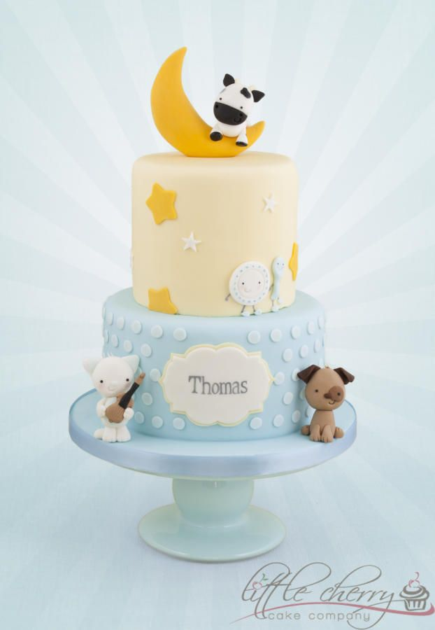 Hey Diddle Diddle Christening Cake Cakes Amp Cake