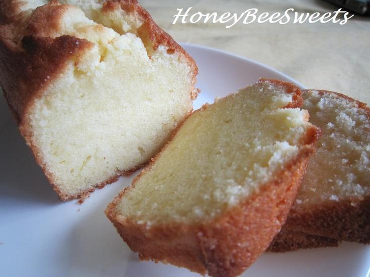 Honey Bee Sweets: Elvis Presley's Whipping Cream Pound Cake