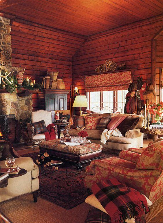 Steed Hale Ralph Lauren Great Camp In 2019 Cabin