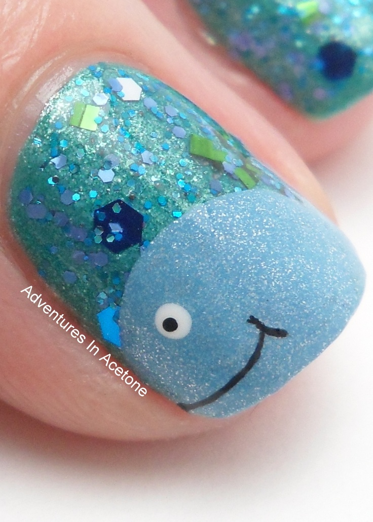 Whale Nails