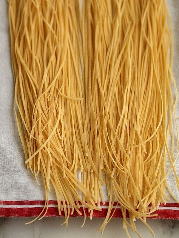 Pantry Basics: How to make semolina pasta at home