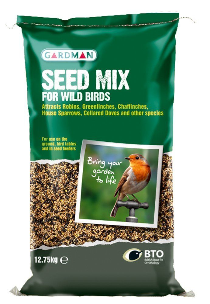 Gardman 12.75Kg Seed Mix ** You can find more details by visiting the image link. (This is an affiliate link) #BirdandWildlifeCare