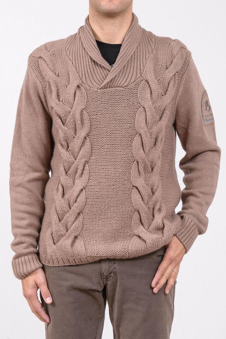 MAGLIA LA MARTINA  Splendida maglia in lana con motivo di trecce sul davanti, collo importante e logo sul braccio sinistro - See more at: http://www.vienvioutlet.it/index.php/uomo/maglia-la-martina.html#sthash.xbWW4DlW.dpuf