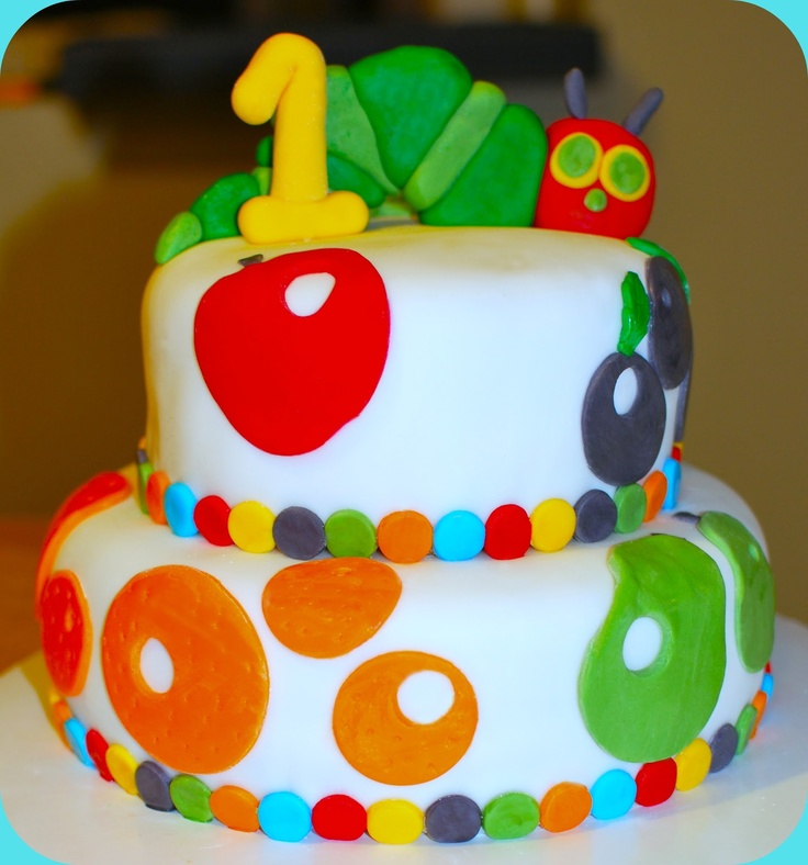 19 Best Images About One Year Old Birthday Cakes On