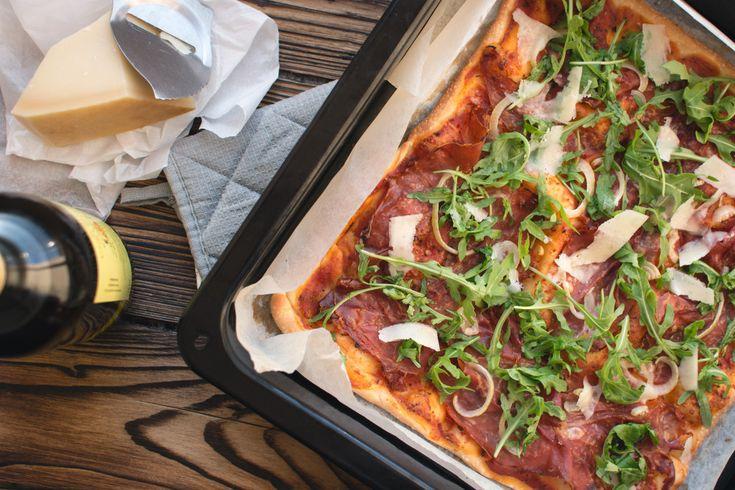 domaca pizza