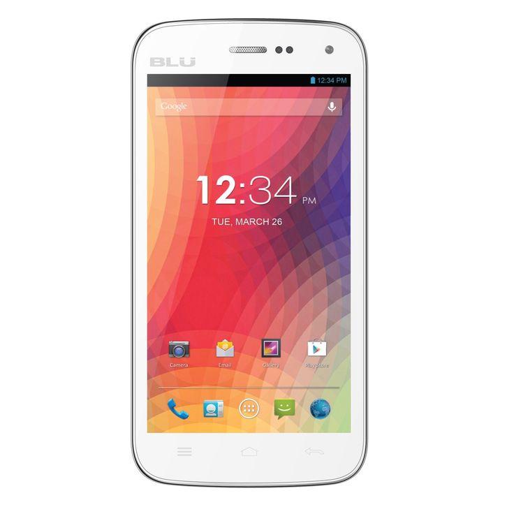 BLU Studio 5.0 II D532u Unlocked GSM Certified Refurbished Cell Phone