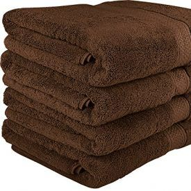 Get the most value for your money with a Top-Rated Premium Hotel Spa Bath Towels! Pamper yourself with the 100% Cotton bath towel made from soft and durable ring spun terry. Each extra-large bath towel provides optimal coverage, absorbency, and versatility. Use on the beach or poolside as a vacation accessory, or treat yourself to […]