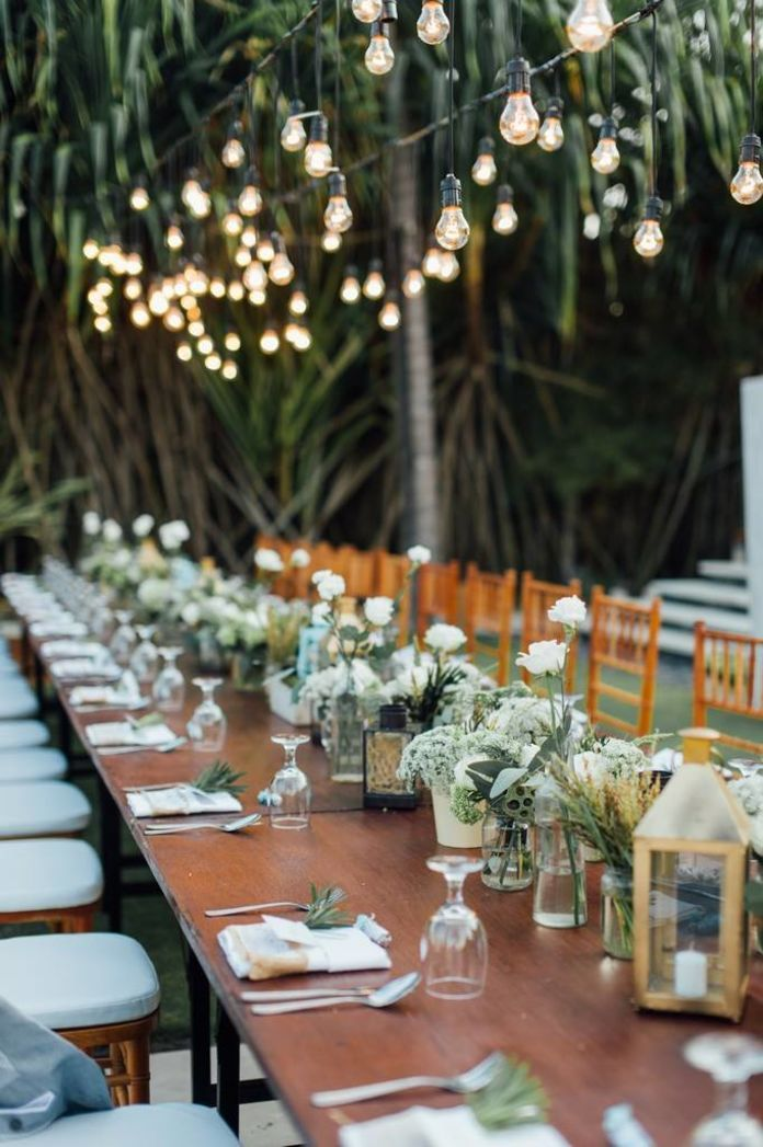 75 best outdoor wedding images on pinterest glamping weddings outdoor wedding decoration inspiration raine tom at pusphapuri villa by balivip wedding http junglespirit Images