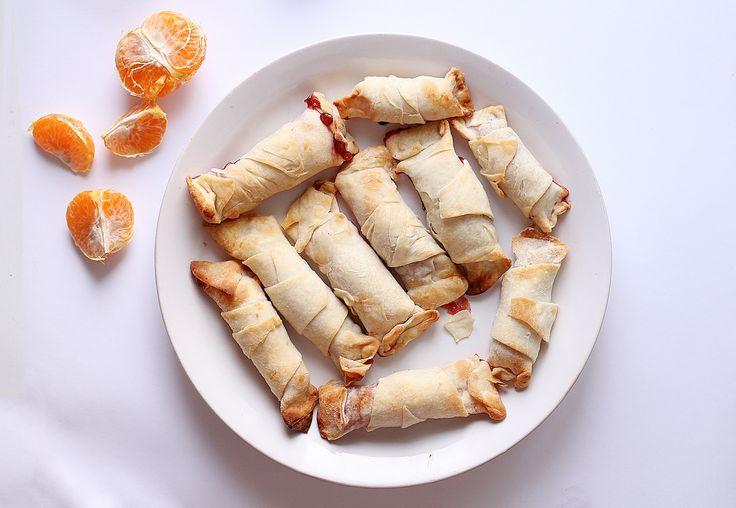 Скоростные рулетики #Рецепты #Еда #Вкусно #ням #вкусняшка #Выпечка #Десерт #сладости #Рецепты_тут