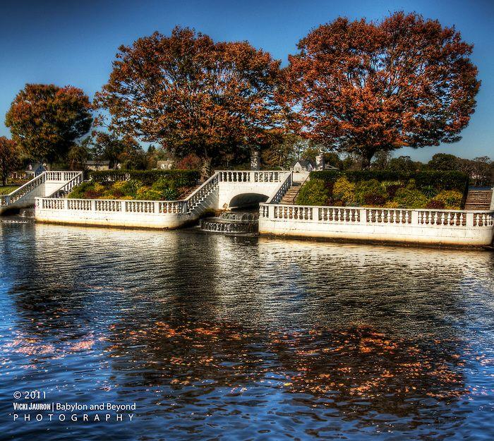 Views of Babylon Village, Long Island, New York- Argyle Park