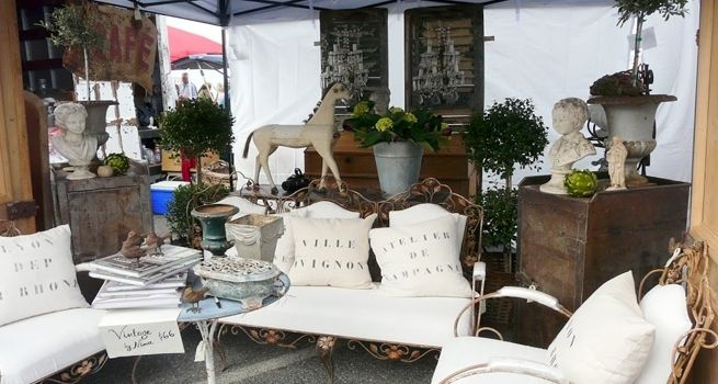 Long Beach Flea Market Antiques - Sundays 8 a.m. - 2 p.m.