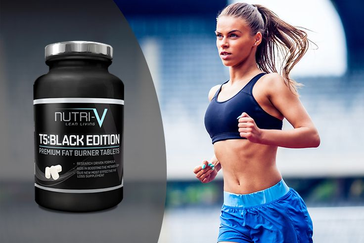 Buy 1mth* or 3mth* Supply of T5 Black Edition 'Fat Burner' Tablets UK deal for just £7.00 £7 instead of £30 (from Nutri-V) for a one-month* supply of T5 Black Edition 'Fat Burner' tablets, £16 for a three-month* supply - save up to 77% BUY NOW for just £7.00