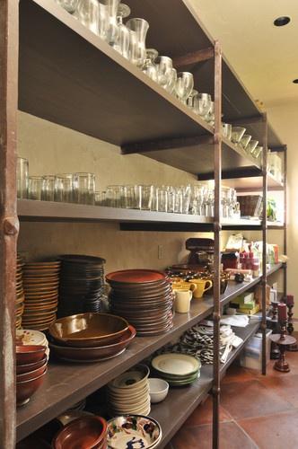 Buffalo Valley Residence - mediterranean - kitchen - san francisco - FGY Architects