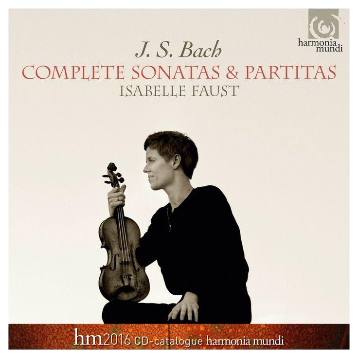 Bach & Isabelle Faust - Violin Sonatas & Partitas - Complete (CD)