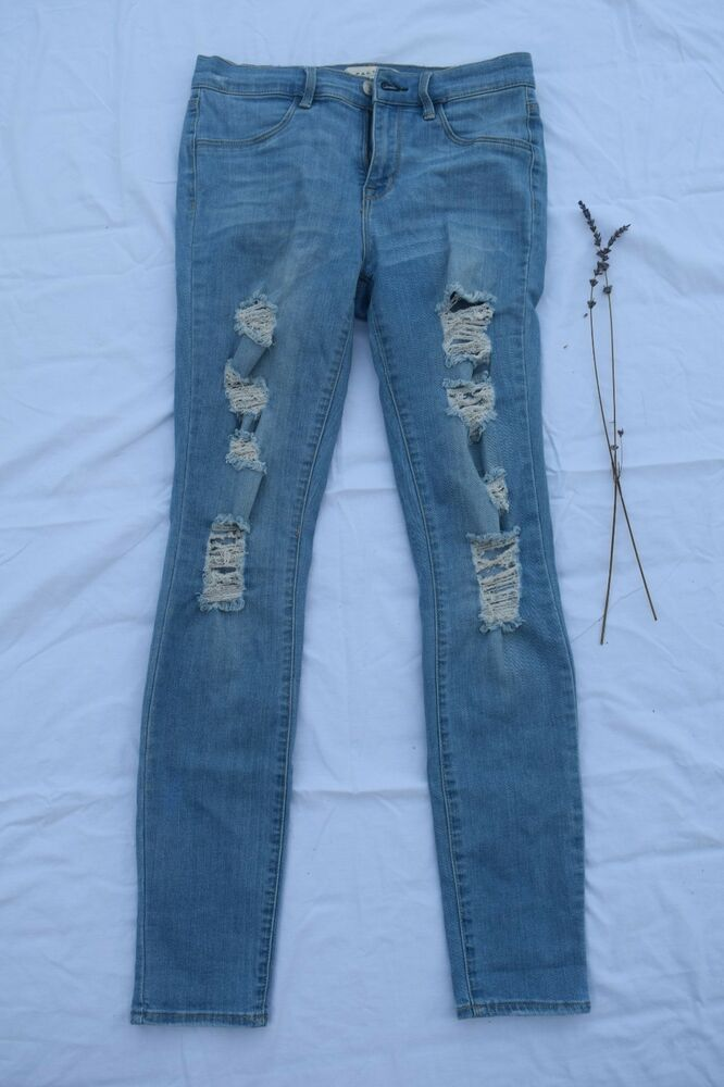 6bafb58408f9a PacSun Mae Blue Perfect Fit Jeggings #fashion #clothing #shoes #accessories  #womensclothing #jeans (ebay link)