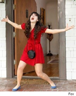 """""""She's going out to find a rebound! Who's that girl? It's Jess!"""" -New Girl"""