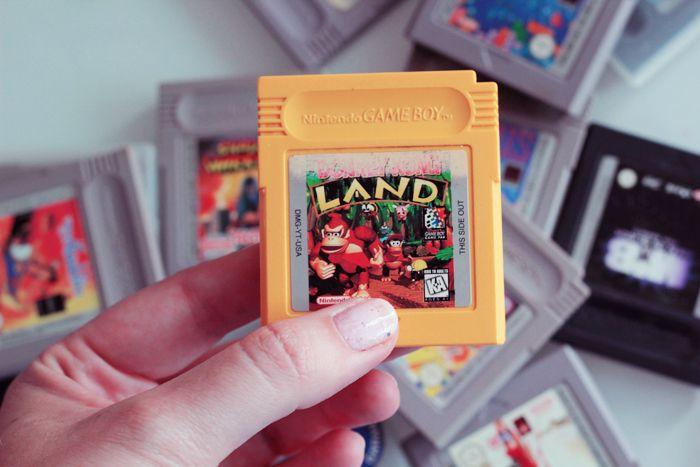 Game Boy addict – Poulette Magique