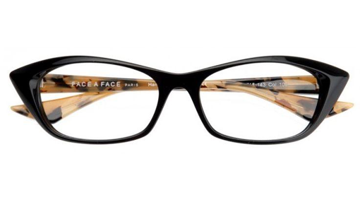 Face a Face Punk Her 3 c.100 Eyeglasses glasses, Face a Face eyeglasses, Eyewear, Eyeglass Frames, Designer Glasses, Boston Magazine Best of Boston Eyeglasses - VizioOptic.com