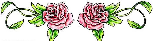 Rose Tattoo Ideas ~ http://tattooeve.com/the-right-rose-tattoos-for-men/ Tattoo Ideas