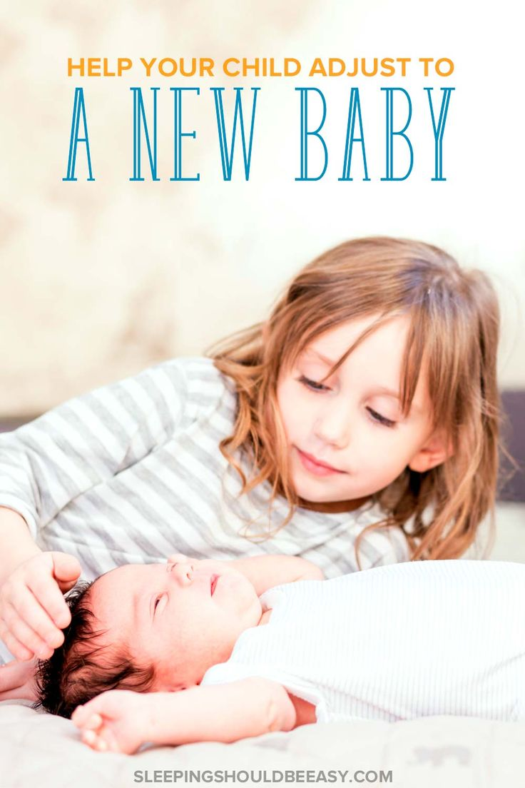 Anxious about how your child will take to the new baby? Introducing a new baby can be tough. Here are tips on how to adjust to a new baby in the house. Even includes a FREE printable tracker to record your baby's latest feedings and diaper changes! #newbaby