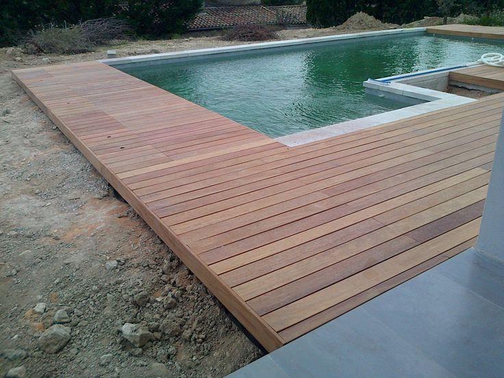 1000 ideas about bois exotique on pinterest terrasse for Piscine du rhone