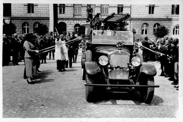 OSP ŚREM - stare fotografie_WYDARZENIA HISTORYCZNE