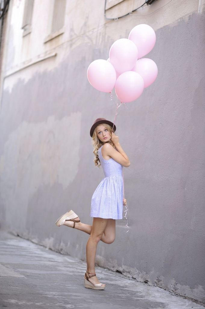 Balloon Photography