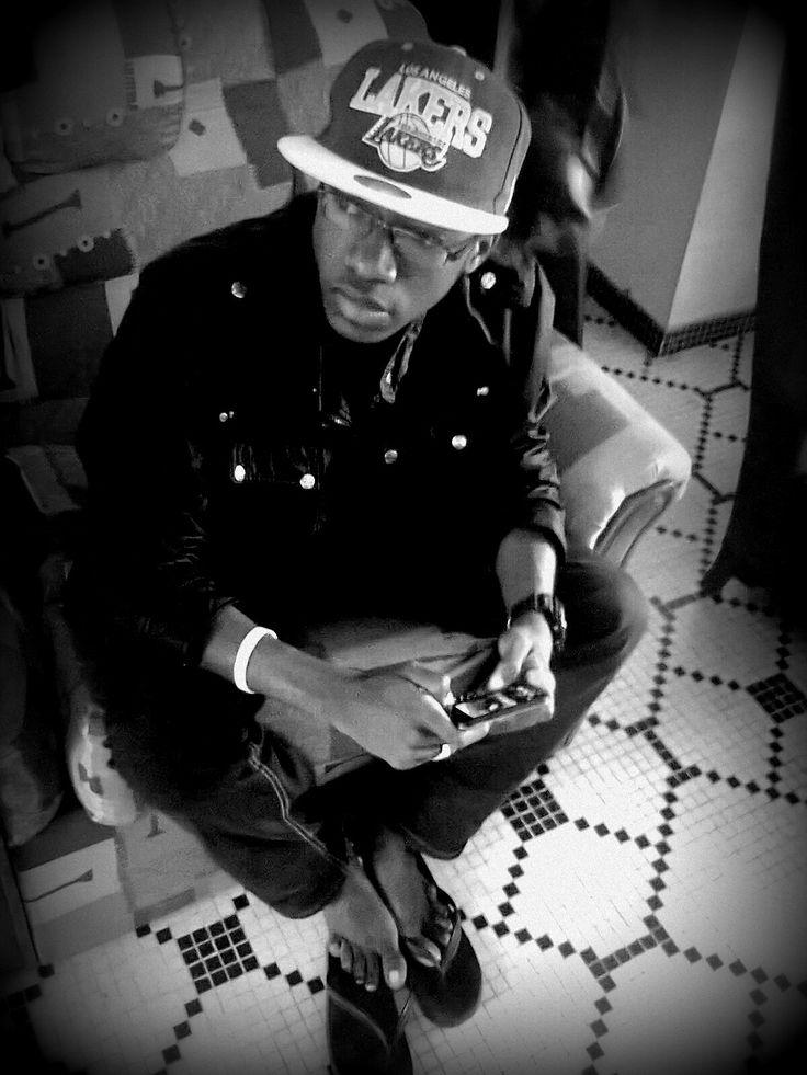 snap back LAKERS blouson noir jean DIESEL G-shock