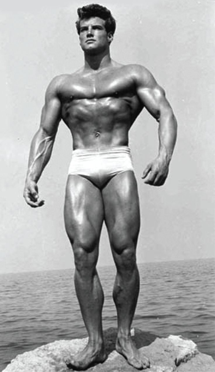 steve reeves workout | FitzgeraldStrength: Steve Reeves Workout Training Routine for ...