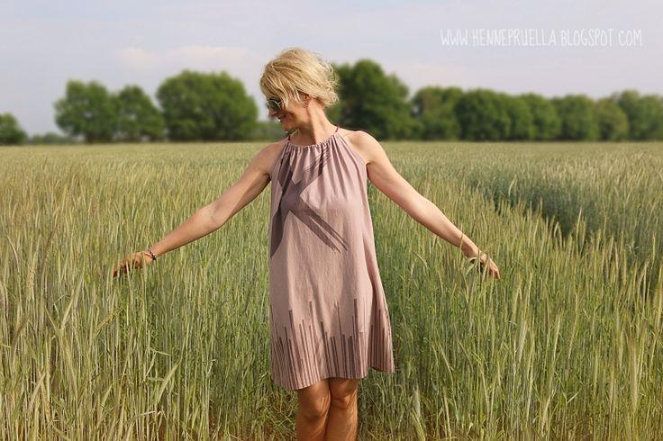 Prülla Kleid mit Minitutorial