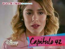 Disney Channel Y Nickelodeon: Violetta - 3° temporada - capitulo 42