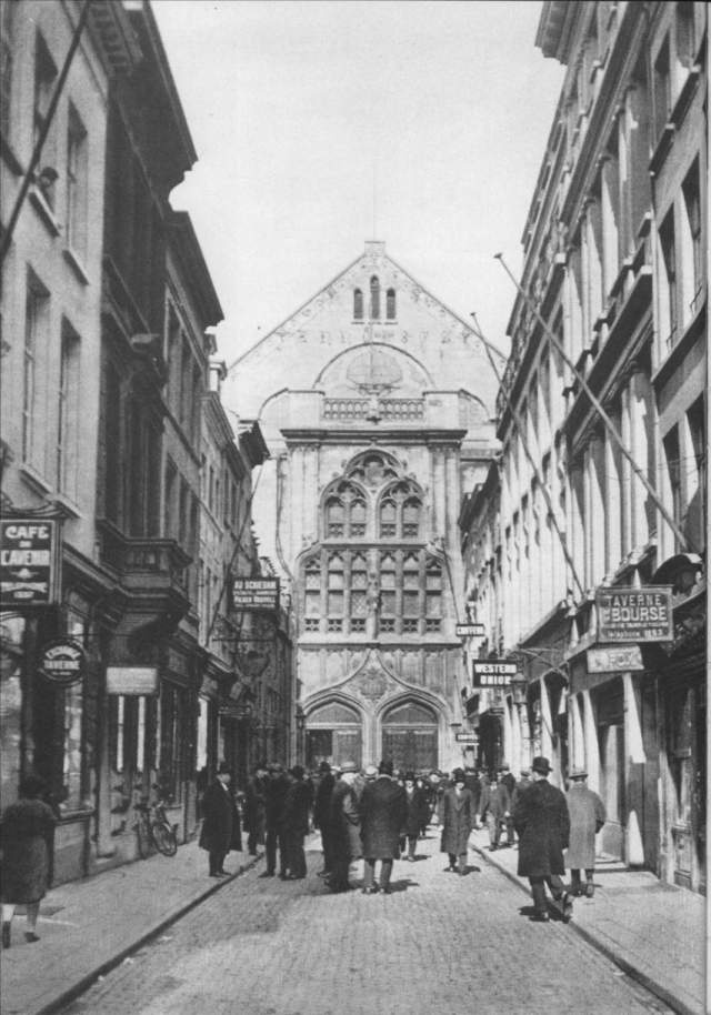 (Oud) Antwerpen