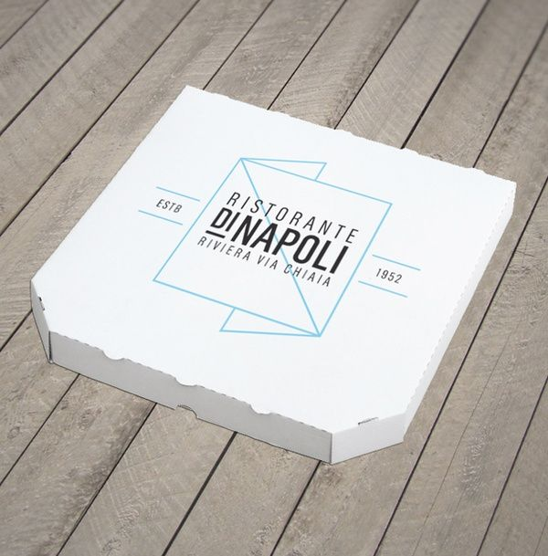very nice pizza box design, incorporate this everywhere