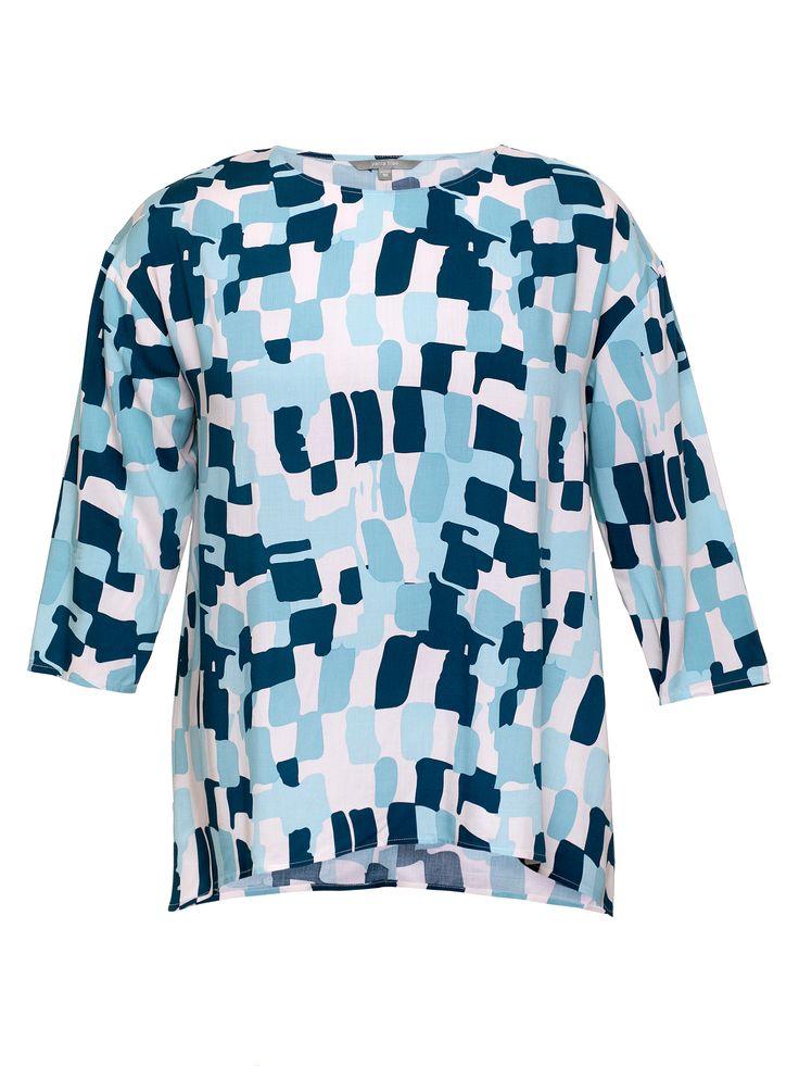 L/s Printed Overshirt