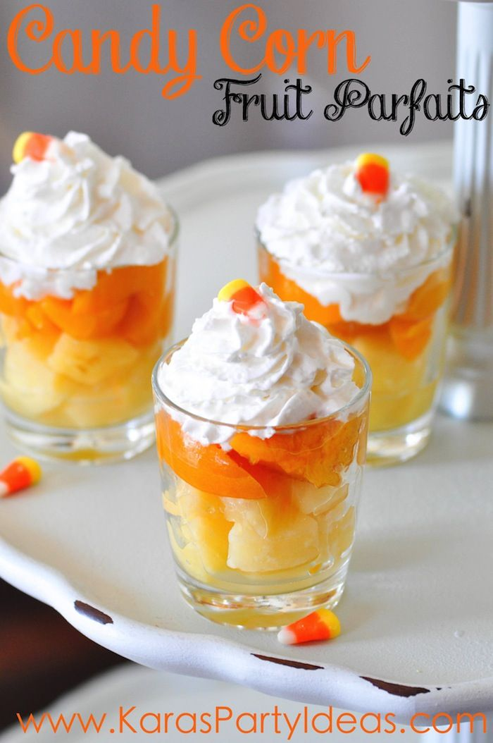 Are You In The Mood For A Fun And Healthy Fall Treat Make
